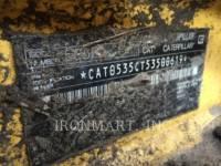CATERPILLAR FORESTAL - ARRASTRADOR DE TRONCOS 535C equipment  photo 13