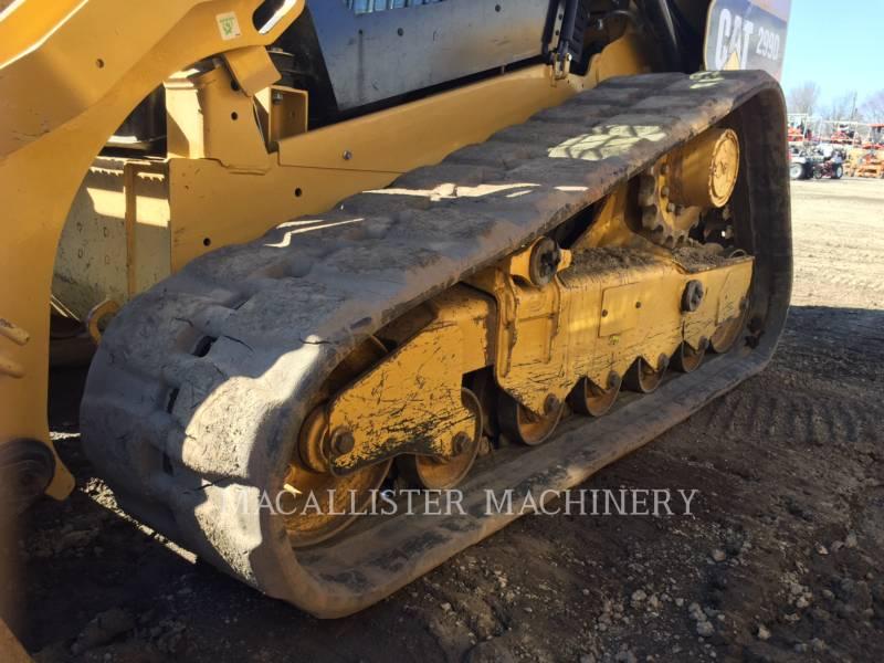 CATERPILLAR CARREGADEIRAS TODO TERRENO 299D equipment  photo 3