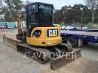 Equipment photo CATERPILLAR 305DCR TRACK EXCAVATORS 1