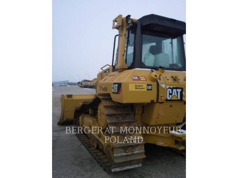 CATERPILLAR CIĄGNIKI GĄSIENICOWE D 6 N XL equipment  photo 7