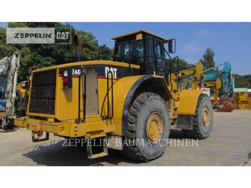 CATERPILLAR WHEEL DOZERS 824G equipment  photo 4