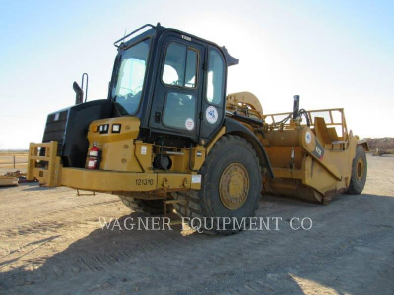 CATERPILLAR WHEEL TRACTOR SCRAPERS 621K equipment  photo 1