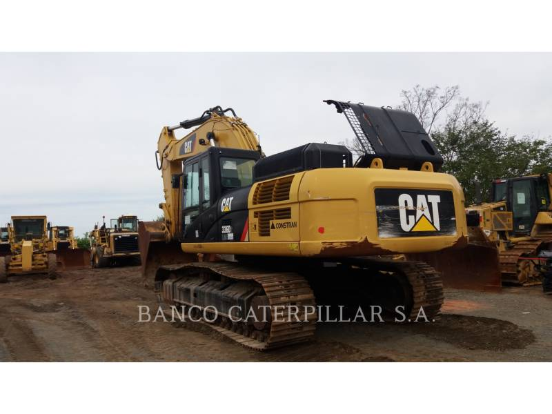 CATERPILLAR KOPARKI GĄSIENICOWE 336D2L equipment  photo 2