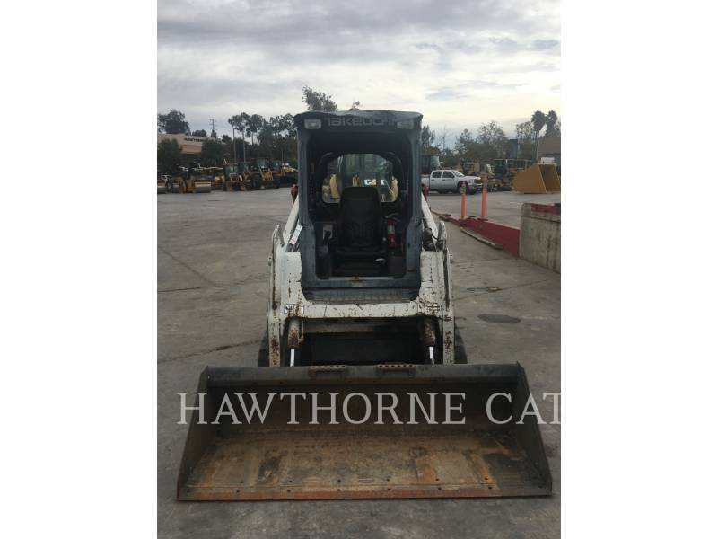 TAKEUCHI MFG. CO. LTD. SKID STEER LOADERS TL130 SSL equipment  photo 7