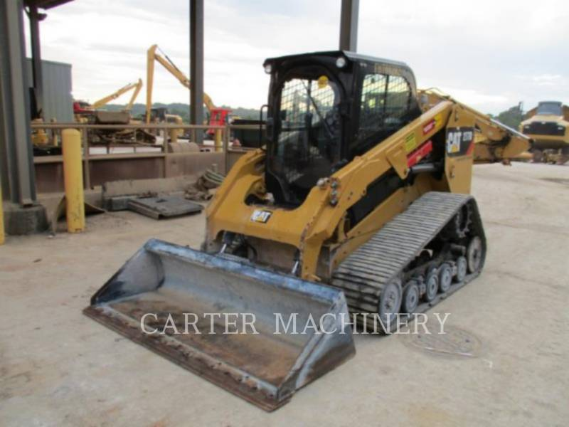 CATERPILLAR スキッド・ステア・ローダ 277D ACHF equipment  photo 2