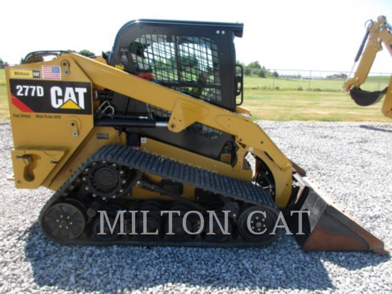CATERPILLAR 多様地形対応ローダ 277D equipment  photo 6