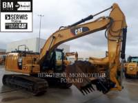 Equipment photo CATERPILLAR 320FL RUPSGRAAFMACHINES 1