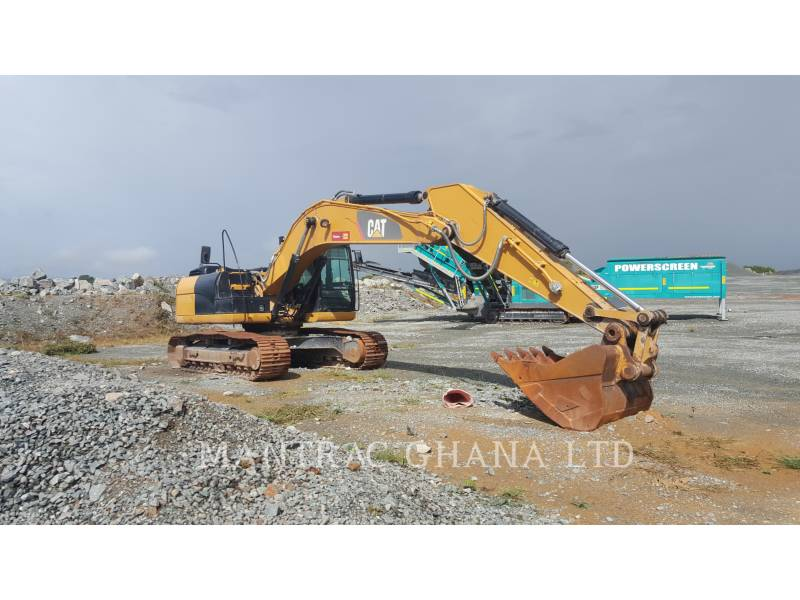 CATERPILLAR PELLES SUR CHAINES 320D2L equipment  photo 3