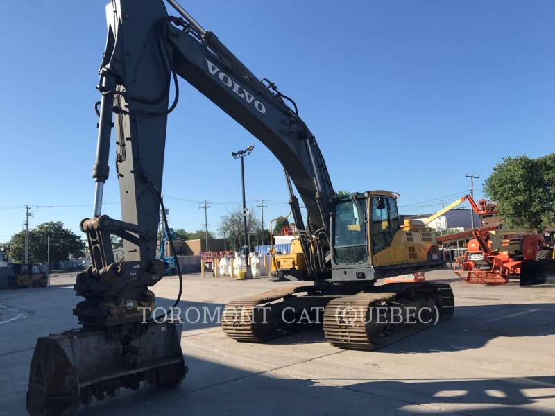 VOLVO EXCAVADORAS DE CADENAS EC360C equipment  photo 1