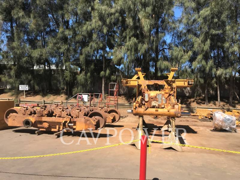 CATERPILLAR BERGBAU-KETTENDOZER D10T equipment  photo 8