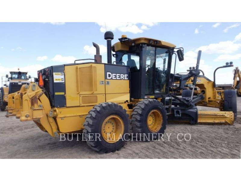 DEERE & CO. MOTOR GRADERS 772G equipment  photo 4