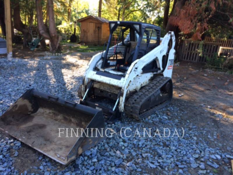 BOBCAT CHARGEURS TOUT TERRAIN T190 equipment  photo 1
