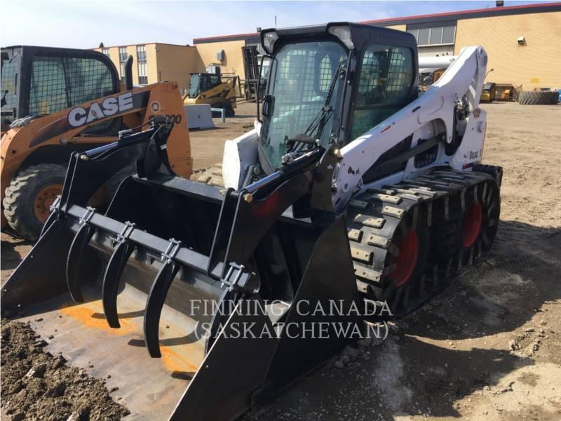 BOBCAT KOMPAKTLADER S750 equipment  photo 2