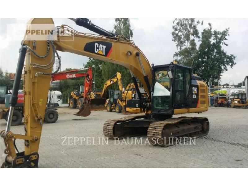 CATERPILLAR PELLES SUR CHAINES 320EL equipment  photo 1
