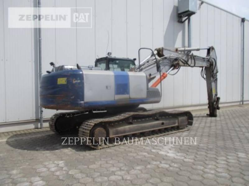 HITACHI TRACK EXCAVATORS ZX250LC-5 equipment  photo 4