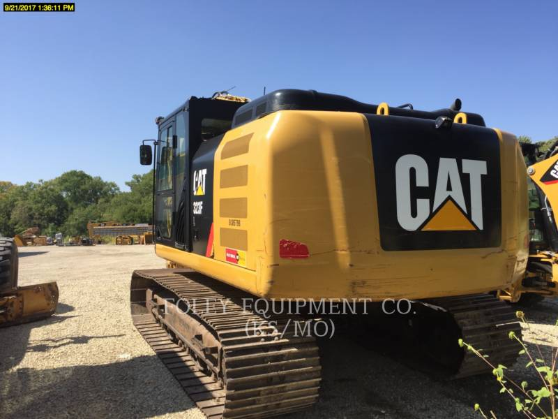 Caterpillar EXCAVATOARE PE ŞENILE 323FL9 equipment  photo 4