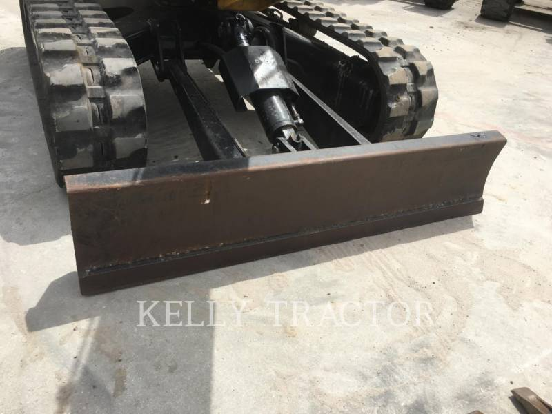 CATERPILLAR TRACK EXCAVATORS 302.4D equipment  photo 11