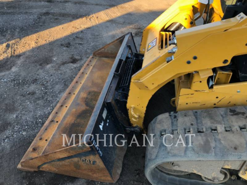 CATERPILLAR CARGADORES MULTITERRENO 299D2 equipment  photo 11