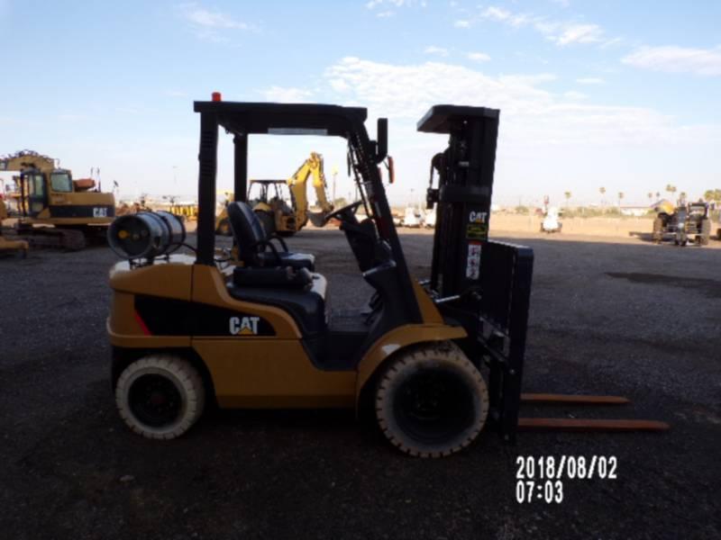 CATERPILLAR FORKLIFTS GP30N equipment  photo 6