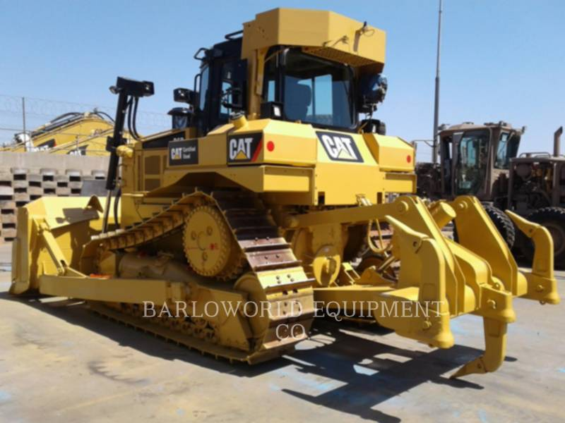 CATERPILLAR TRACTORES DE CADENAS D 6 R equipment  photo 4
