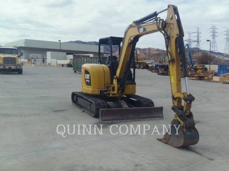CATERPILLAR PELLES SUR CHAINES 305.5E CR equipment  photo 1