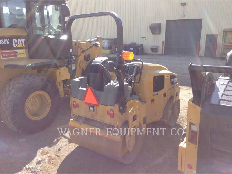 CATERPILLAR VERDICHTER CB34B equipment  photo 3