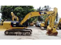 Equipment photo CATERPILLAR 320D2 TRACK EXCAVATORS 1