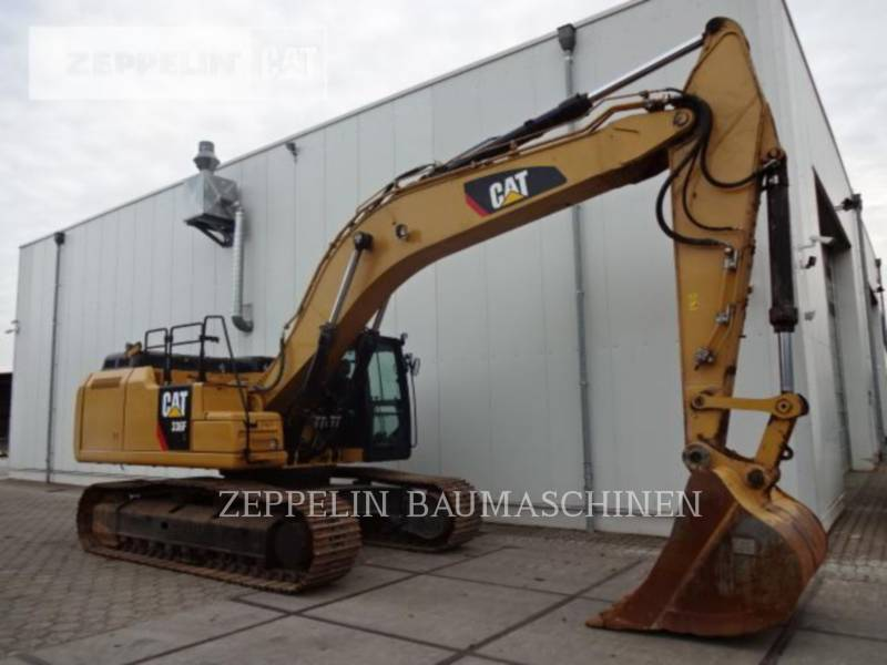 CATERPILLAR トラック油圧ショベル 336FLN equipment  photo 6