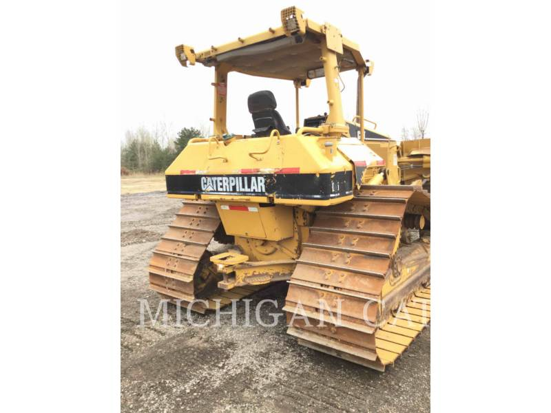 CATERPILLAR TRACK TYPE TRACTORS D6NL equipment  photo 16