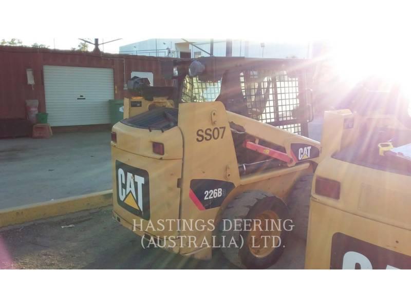 CATERPILLAR SKID STEER LOADERS 226B3 equipment  photo 6