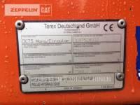 TEREX CORPORATION PELLES SUR CHAINES TC75 equipment  photo 2