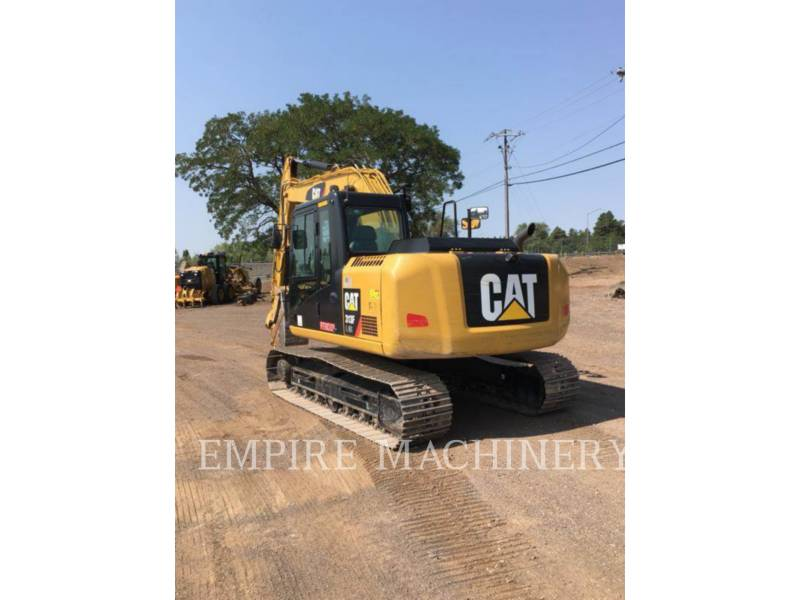 CATERPILLAR トラック油圧ショベル 313FLGC equipment  photo 2