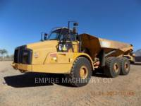 CATERPILLAR TOMBEREAUX DE CHANTIER 740B TG equipment  photo 4