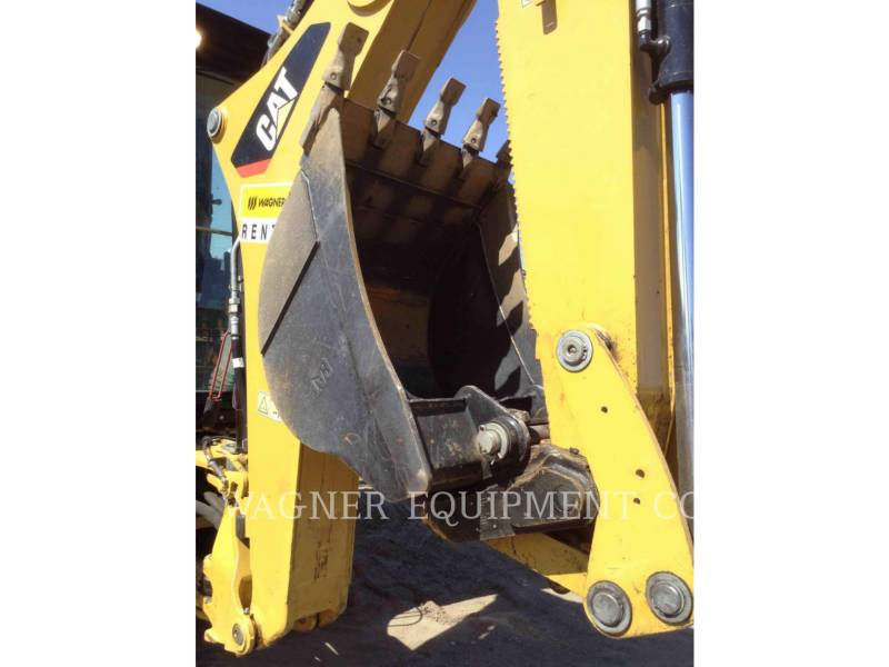 CATERPILLAR CHARGEUSES-PELLETEUSES 420F 4WD equipment  photo 6