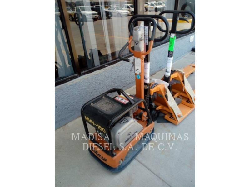 MULTIQUIP COMPATTATORI MVH150VGH equipment  photo 1