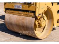 CATERPILLAR ROLO COMPACTADOR DE ASFALTO DUPLO TANDEM CB-434D equipment  photo 8