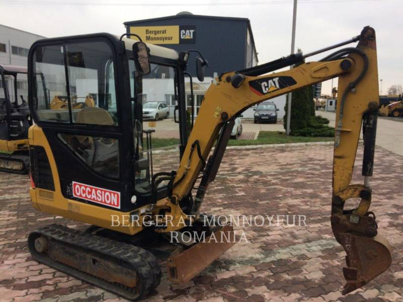 CATERPILLAR KOPARKI GĄSIENICOWE 301.8 C equipment  photo 3