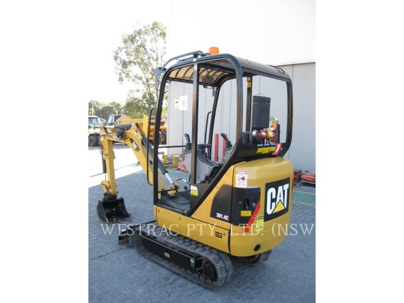 CATERPILLAR TRACK EXCAVATORS 301.4C equipment  photo 4
