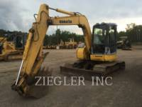 Equipment photo KOMATSU LTD. PC78US TRACK EXCAVATORS 1