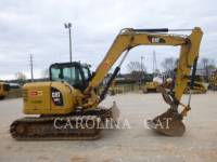 CATERPILLAR TRACK EXCAVATORS 308E2CR TH equipment  photo 1