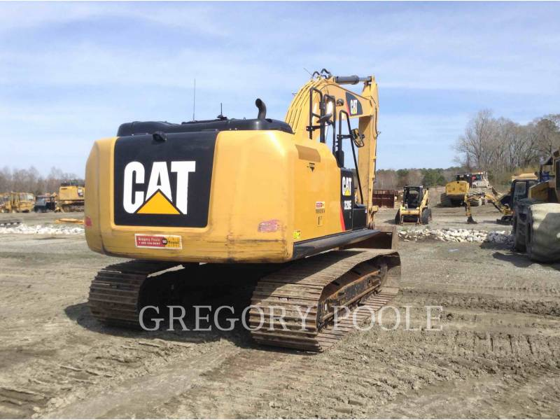CATERPILLAR トラック油圧ショベル 320E L equipment  photo 2