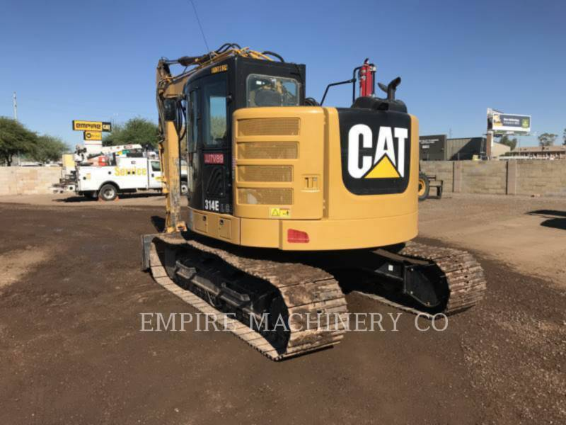 CATERPILLAR トラック油圧ショベル 314E LCR equipment  photo 3