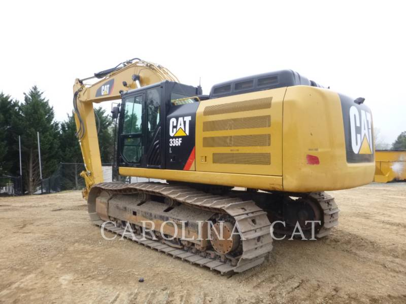 CATERPILLAR TRACK EXCAVATORS 336FLQC equipment  photo 3