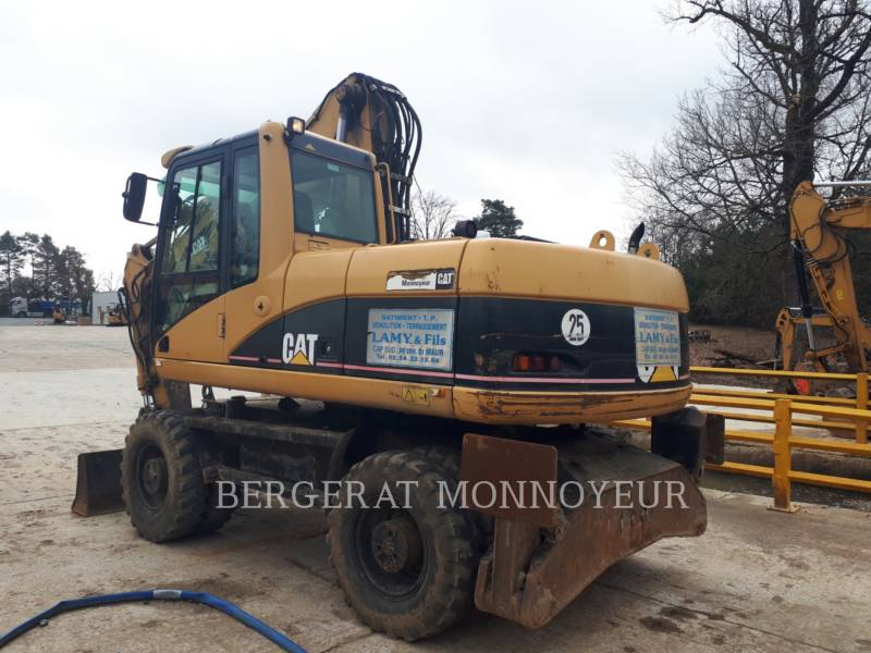 CATERPILLAR EXCAVADORAS DE RUEDAS M316C equipment  photo 6