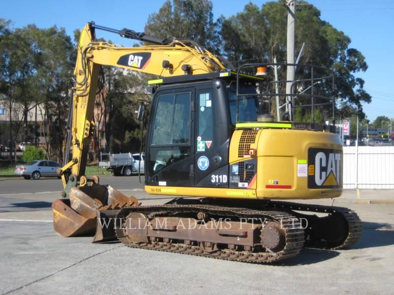 CATERPILLAR PELLE MINIERE EN BUTTE 311 D LRR equipment  photo 1