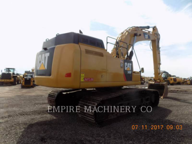 CATERPILLAR TRACK EXCAVATORS 349F     P equipment  photo 2