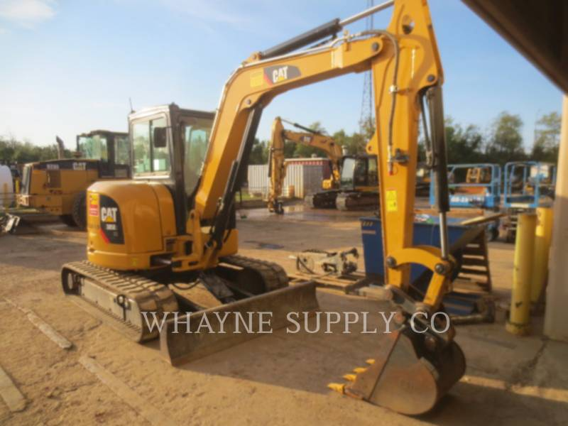 CATERPILLAR KETTEN-HYDRAULIKBAGGER 305E2CR equipment  photo 4