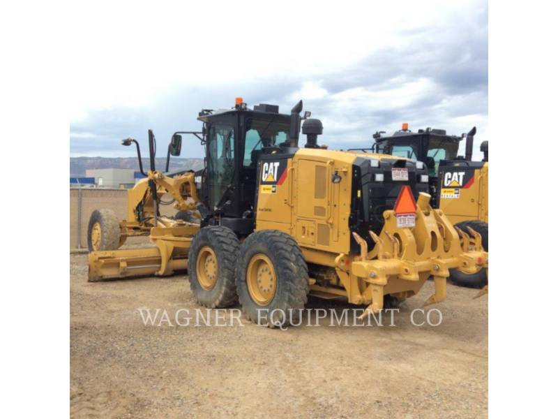CATERPILLAR MOTOR GRADERS 140M3AWD equipment  photo 3
