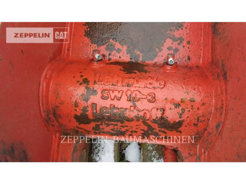 LEHNHOFF  BACKHOE WORK TOOL Primärprodukte Kompo equipment  photo 4