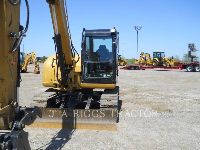 CATERPILLAR ESCAVATORI CINGOLATI 308ECRSB equipment  photo 8
